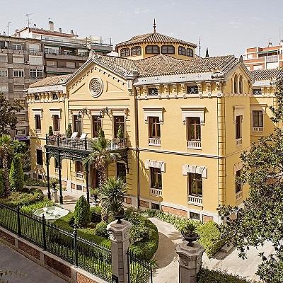 33º CONGRESO OPC SPAIN GRANADA - Alojamiento Hospes Palacio de los Patos